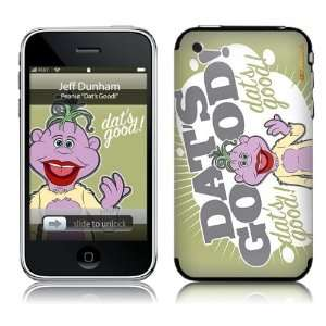 /3G/3GS Jeff Dunham   Peanut Dats Good! Cell Phones & Accessories
