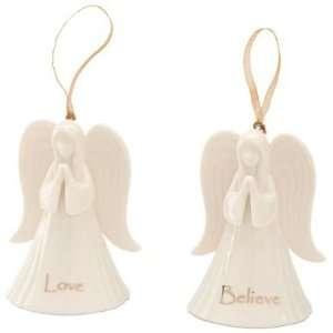 Love Angel Bell Ornament by Gund