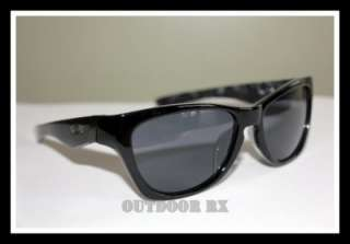 NEW OAKLEY JUPITER LX SUNGLASSES BLACK PATTERN / GRAY // Authentic