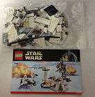 Lego Star Wars 7749 Echo Base Set Only NO MINIFIGURES