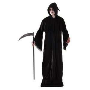 EXTRA LARGE,LONG HOODED CAPE WITH SEPARATE HOOD BLAC Toys & Games