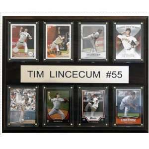 Collectables 1215LINCE8C MLB Tim Lincecum San Francisco Giants 8