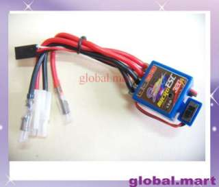 320A Brushed Brush Speed Controller ESC RC Car truck S