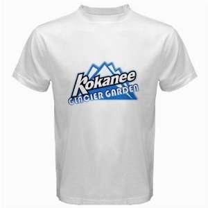 Kokanee Beer Logo New White T Shirt Size  S, M ,L , XL