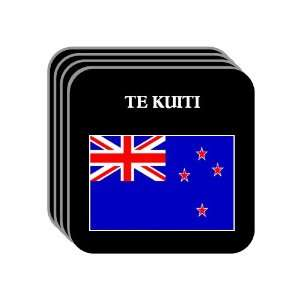 New Zealand   TE KUITI Set of 4 Mini Mousepad Coasters