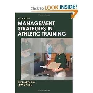 in Athletic Training 4th (Fourth) Edition byKonin Konin Books