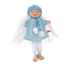 Kathe Kruse Snow Princess Christmas Ornament and Finger