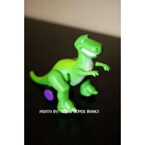 Toy Story Character Toy Rex the Dinosaur Pull Back and Watch