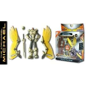 Angel Wars Action Figure   Michael Toys & Games