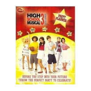 High School Musical 3 Party Planner: Toys & Games