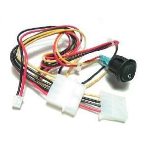 PC POWER CABLE SET FOR COLD CATHODE TUBE Electronics