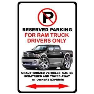 2010 13 Dodge Ram 1500 Truck No Parking Sign Everything