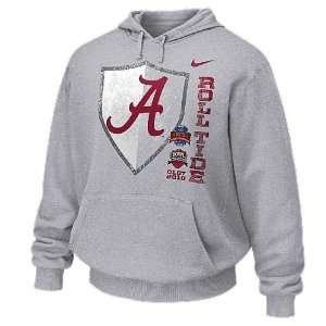 Alabama Crimson Tide BCS National Championship Bowl Hooded