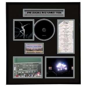 Dave Matthews Band Ticket Frame