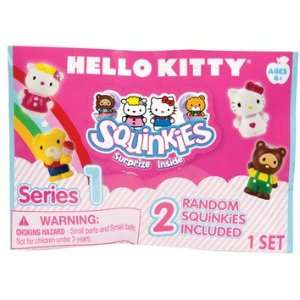 Hello Kitty Squinkies 2 Pack Toys & Games