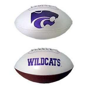 Kansas State Wildcats Embroidered Foto Football:  Sports