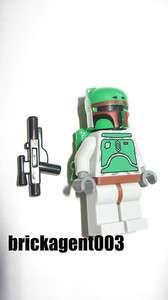 LEGO Boba Fett 6210 7144 Star Wars Classic Figure NEW