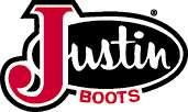Mens JUSTIN George Strait Gruene Hall Series Dark Brown Cowboy boots