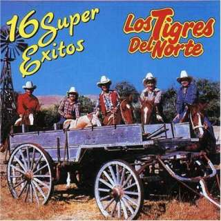 16 Super Exitos Tigres Del Norte