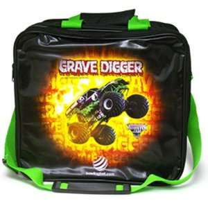 bowlingball Monster Jam   Grave Digger Single Sports