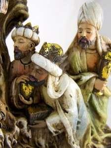 Church Christmas Nativity Set Scene Figurine Figure Holy Jesus