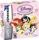 Disney Princess Royal Adventure (Nintendo Game Boy Advance