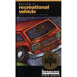 Buying a Recreational Vehicle [VHS]: Movies & TV