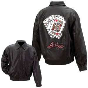 Mens Black Las Vegas Jacket (Pick a Size3X Large):  Home