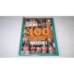 Celebrity Skin Magazine Volume 23, # 100. November 2001
