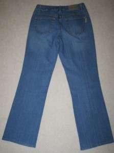 Stretch Jeans Sz 6 Denim 29 x 31 Womens Embellished Boot Cut