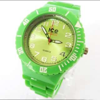 New Plastic Jelly Ice Quartz Watch Watches ODM Fashion With Removable