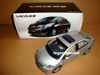18 2008 New china Toyota Vios silver color