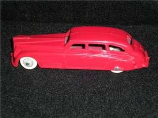 RARE~1930S TOOTSIE TOY JUMBO CAR~MADE IN U.S.A