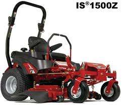 61 IS1500ZX Zero Turn Lawn Mower 28 Hp Vanguard Big Block