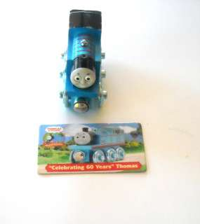 THOMAS THE TANK Wooden Limited Edition 60 Years Thomas Train Set