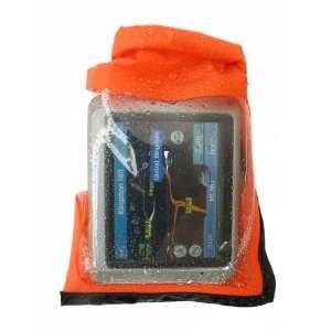 Aquapac 34 Mini Stormproof Phone Case for iPhone, Orange