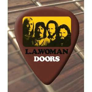 Doors L.A. Woman Premium Guitar Picks x 5 Medium Musical Instruments