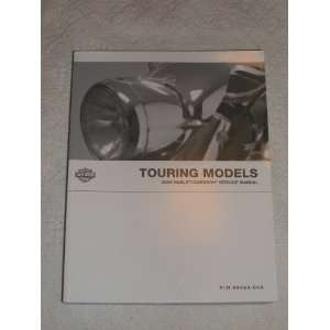 Manual   Touring Models   P/N99483 04A (2004 Touring 1450 cc 5 Speed
