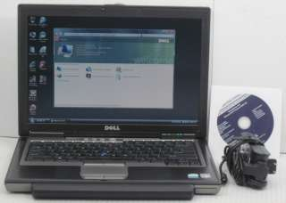 Pictures DELL LATITUDE D630 LAPTOP 2GHz DUAL CORE 2 DUO WiFi 2GB
