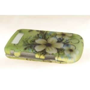 Blackberry Torch 9800 Hard Case Cover for Hawaii Flower