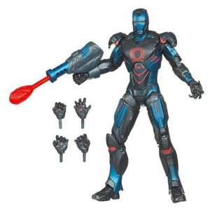 Iron Man Legends Series Stealth Strike Mark IV Iron Man Toys & Games