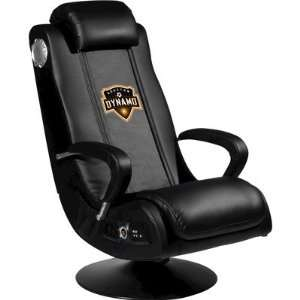 Game Rocker with MLS Logo Panel Team Houston Dynamo Electronics