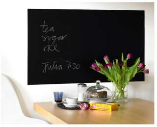 Chalkboard Wall Sticker Vinyl Art Decal Decor Kid Room Wallpaper