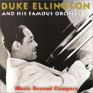 Music Beyond Compare Duke Ellington Music