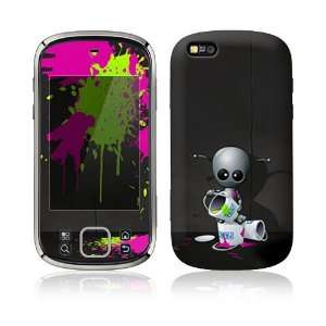 Baby Robot Protective Skin Decal Sticker for Motorola Cliq