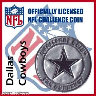 NFL Dallas Cowboys Helmet Poker Chips Card Guard
