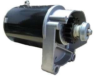 Starter Motor fits Briggs 497596, Magnum OR 33 771, Mega Fire 435 307