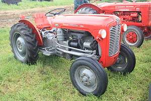 MASSEY FERGUSON MF 35 MF35 FE35 FE35 TRACTORS SHOP SERVICE MANUAL