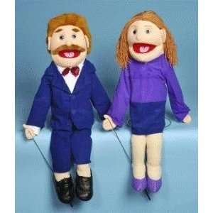 Mom Full Body Puppet Toys & Games