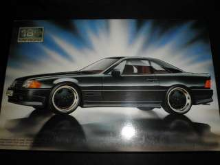 24 FUJIMI AMG Mercedes Benz 500SL COUPE 18inch wheels
